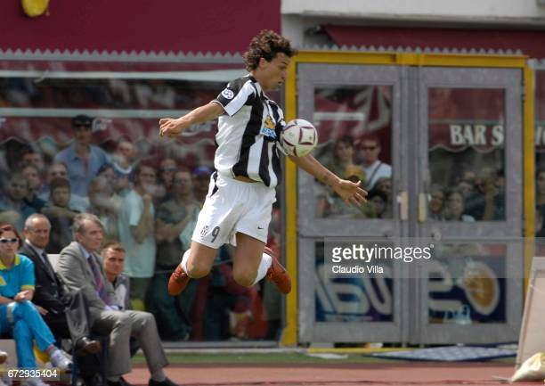 Zlatan Ibrahimovic of Juventus FC in action during the Serie A 37th round match between Livorno vs Juventus of Turin played at the 'Armando Picchi'...