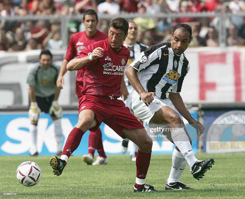 Serie A Livorno V Juventus s and