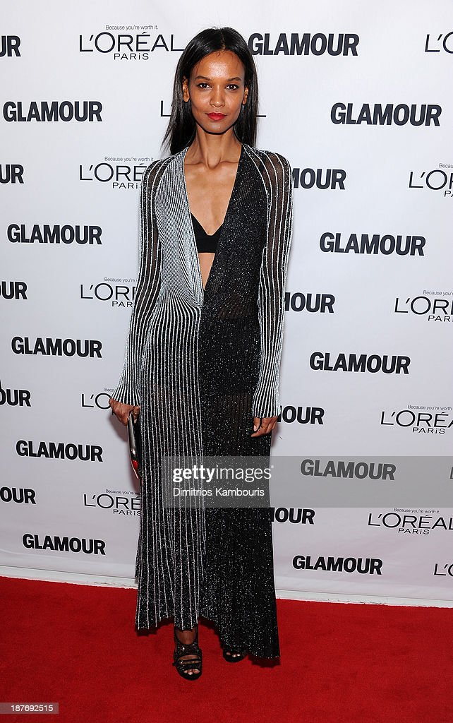 <a gi-track='captionPersonalityLinkClicked' href=/galleries/search?phrase=Liya+Kebede&family=editorial&specificpeople=220361 ng-click='$event.stopPropagation()'>Liya Kebede</a> attends Glamour's 23rd annual Women of the Year awards on November 11, 2013 in New York City.