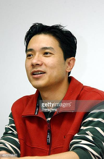 Liyanhong founder and CEO of Baiducom which is the biggest internet company in China