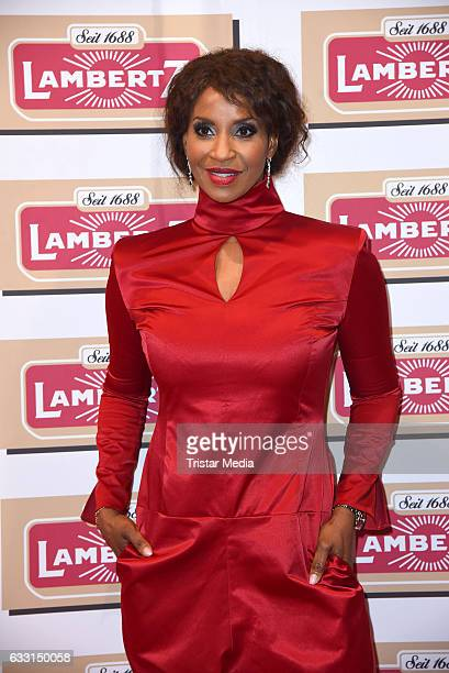Liz Baffoe attends the 'Lambertz Monday Schoko Night 2017' on January 30 2017 in Cologne Germany