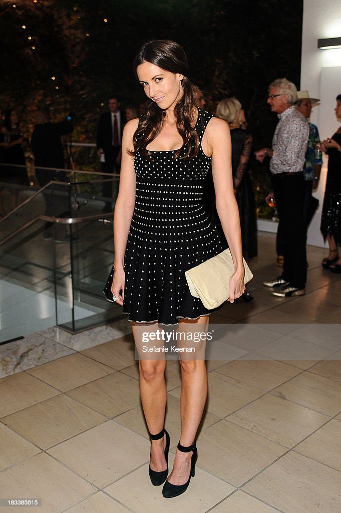 Liz Carey attend Hammer Museum 11th Annual Gala In The Garden With Generous Support From Bottega Veneta, October 5, 2013, Los Angeles, CA at Hammer Museum on October 5, 2013 in Westwood, California.