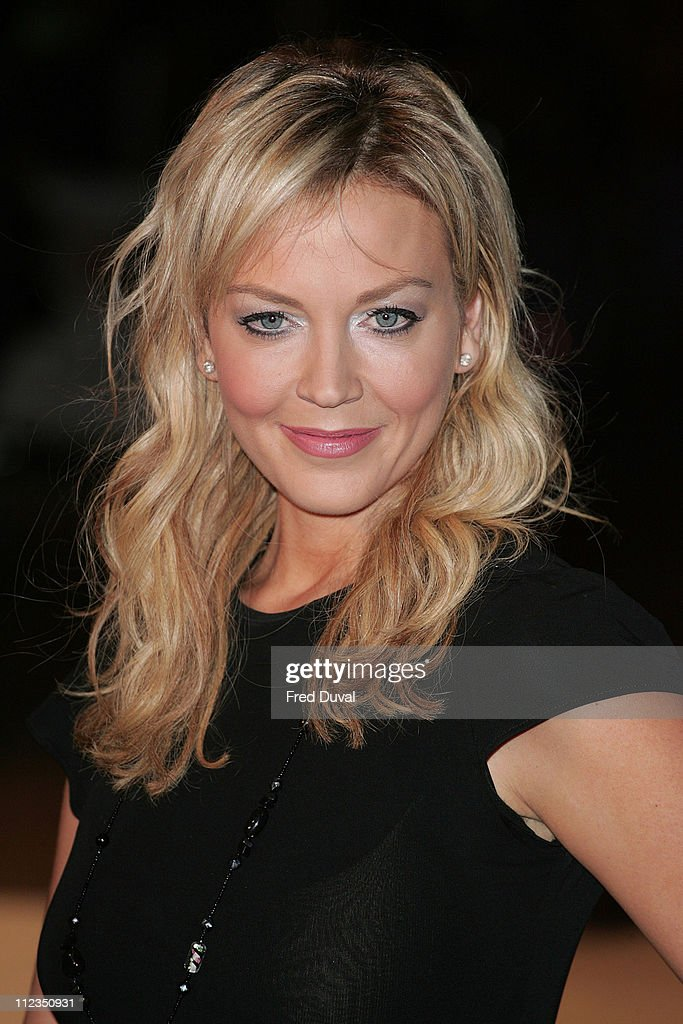Liz Fuller during 'The Holiday' London Premiere Outside Arrivals at Odeon Leicester Square in London Great Britain