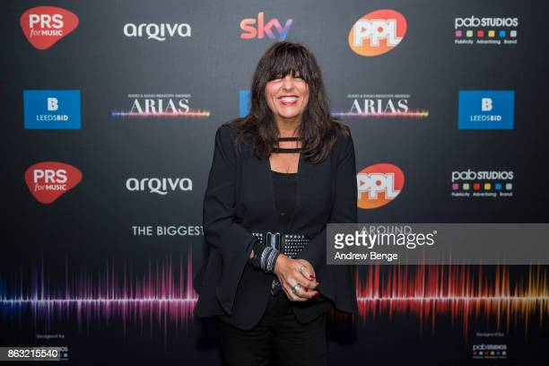 Liz Green attends the Audio Radio Industry Awards at First Direct Arena Leeds on October 19 2017 in Leeds England