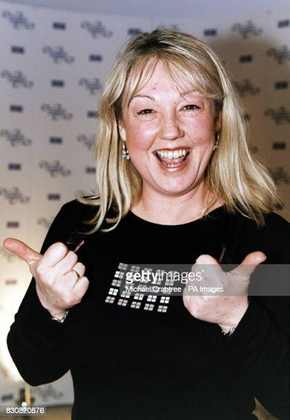 Liz Kershaw during the Sony Radio Awards launch party at the Commonwealth Club in London