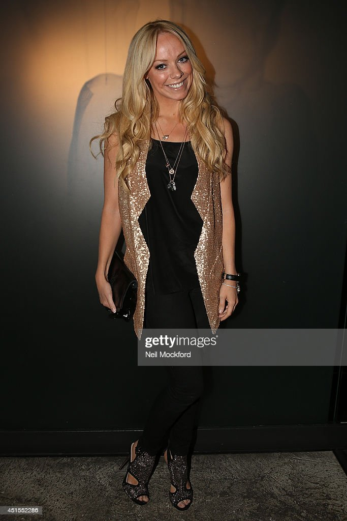 <a gi-track='captionPersonalityLinkClicked' href=/galleries/search?phrase=Liz+McClarnon&family=editorial&specificpeople=207149 ng-click='$event.stopPropagation()'>Liz McClarnon</a> at Buddha Bar for the launch of their New Wellness Menu on July 1, 2014 in London, England.