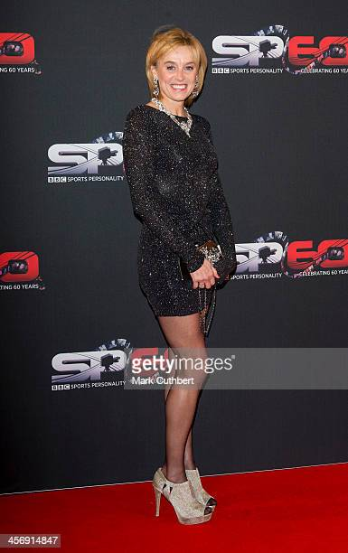 Liz McColgan attends the BBC Sports Personality of the Year Awards at First Direct Arena on December 15 2013 in Leeds England