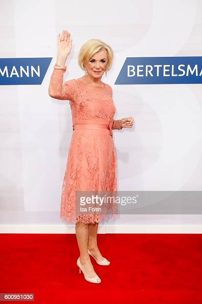 Liz Mohn attends the Bertelsmann Summer Party at Bertelsmann Repraesentanz on September 8 2016 in Berlin Germany