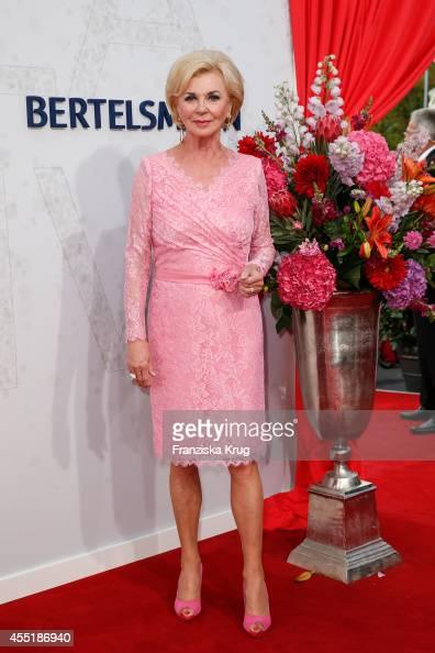 Liz Mohn attends the Bertelsmann Summer Party at the Bertelsmann representative office on September 10 2014 in Berlin Germany