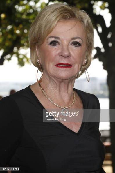 Liz Mohn attends the Ladies Lunch in aid of the German Stroke Foundation at Hotel Louis C Jacob on September 10 2012 in Hamburg Germany