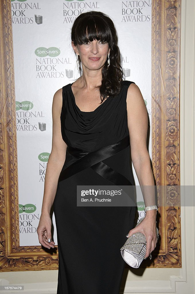Liz PIchon attends the Specsavers National Book Awards at Mandarin Oriental Hyde Park on December 4, 2012 in London, England.