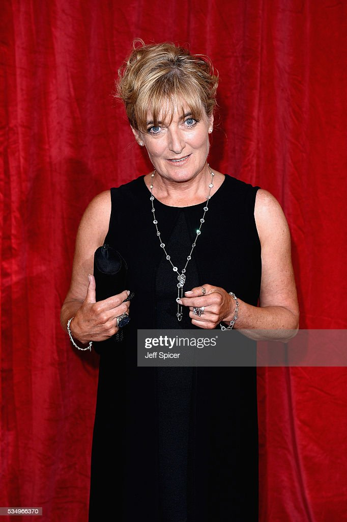 Liz Rider attends the British Soap Awards 2016 at Hackney Empire on May 28, 2016 in London, England.