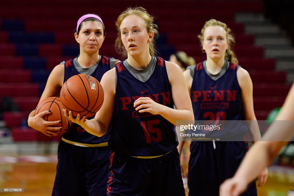 Ivy League Women's Basketball Tournament - Practice Sessions