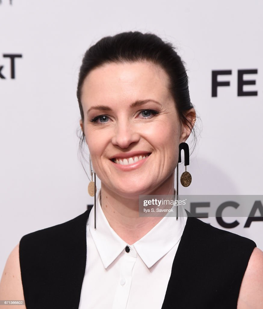 Liz W. Garcia attends 'One Percent More Humid' Premiere during the 2017 Tribeca Film Festival at SVA Theatre on April 21, 2017 in New York City.