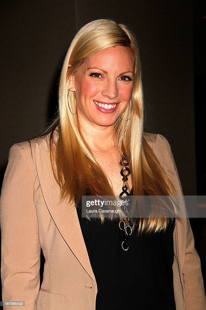 Liza Huber attends the 2013 Spark. Ignite Your Network conference at the Sheraton New York Hotel & Towers on April 26, 2013 in New York City.