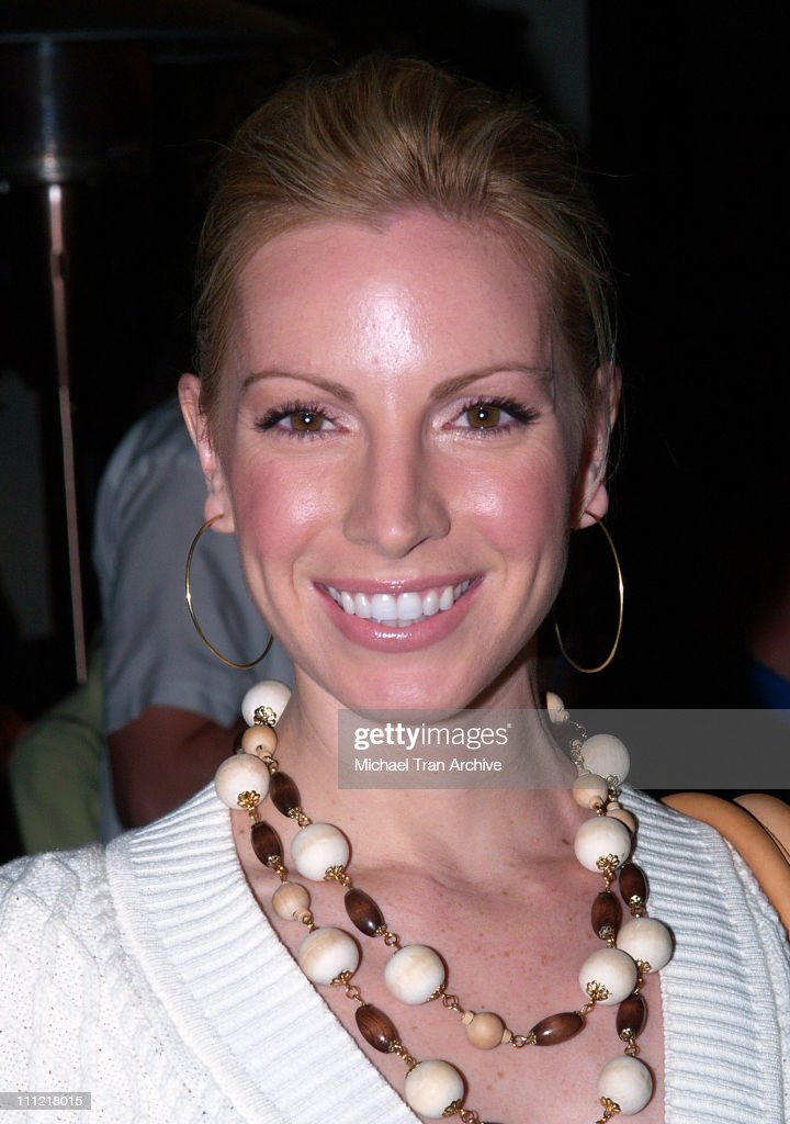 Liza Huber during Eve Ensler's 'The Good Body' Opening Night Benefit for VDay LA 2006 at Wadsworth Theatre in Brentwood California United States