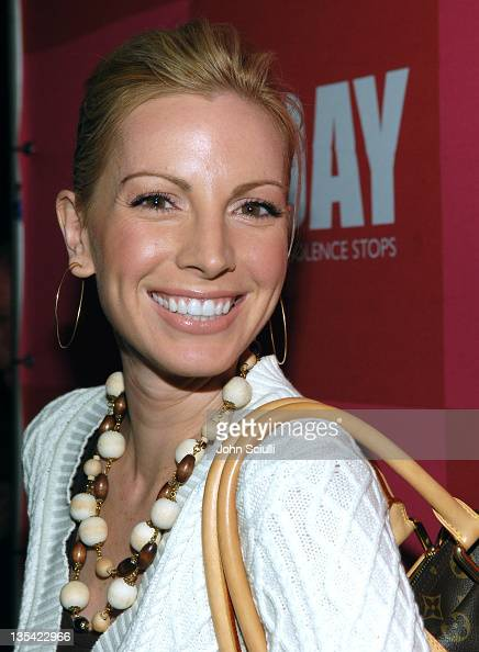 Liza Huber during Eve Ensler's 'The Good Body' Opening Night Benefit for VDay LA 2006 Red Carpet at Wadsworth Theatre in Los Angeles California...