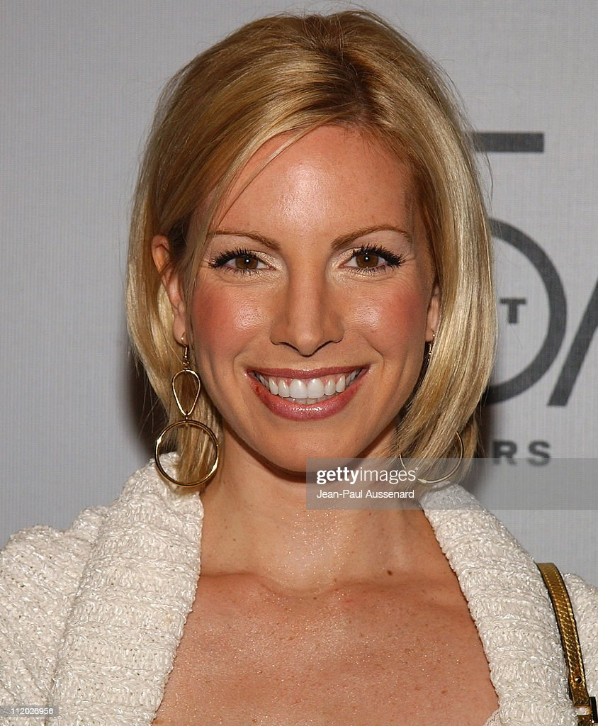Liza Huber during SOAPnet 5th Anniversary Party at Bliss in Los Angeles California United States