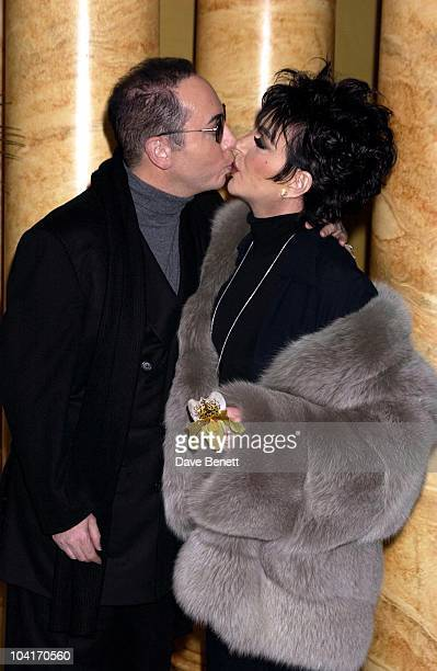 Liza Minnelli And Fiance David Gest Liza Minnelli Announces 5 Albert Hall Concerts As Part Of 'Liza's Back' European Tour Co Produced By Michael...