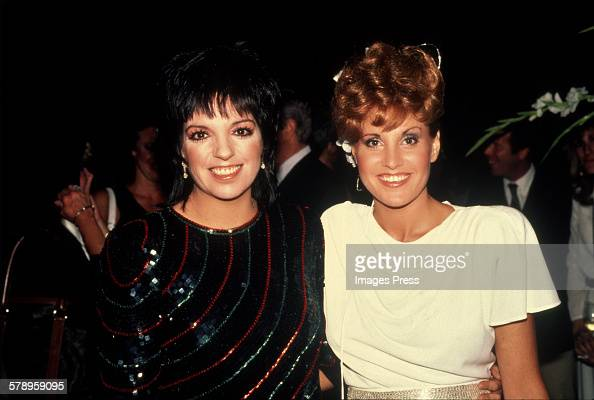 Liza Minnelli and half-sister Lorna Luft... Pictures ...