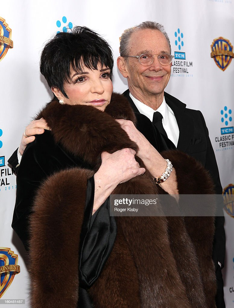 <a gi-track='captionPersonalityLinkClicked' href=/galleries/search?phrase=Liza+Minnelli&family=editorial&specificpeople=121547 ng-click='$event.stopPropagation()'>Liza Minnelli</a> and <a gi-track='captionPersonalityLinkClicked' href=/galleries/search?phrase=Joel+Grey&family=editorial&specificpeople=215297 ng-click='$event.stopPropagation()'>Joel Grey</a> attend the 'Cabaret' 40th Anniversary New York Screening at Ziegfeld Theatre on January 31, 2013 in New York City.