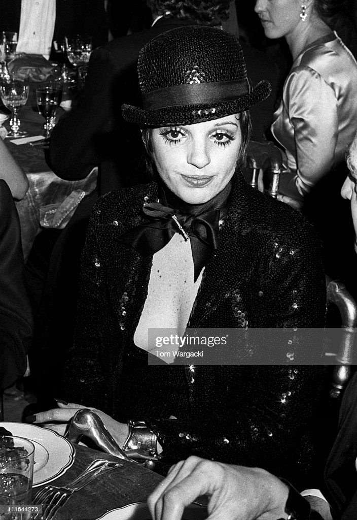 <a gi-track='captionPersonalityLinkClicked' href=/galleries/search?phrase=Liza+Minnelli&family=editorial&specificpeople=121547 ng-click='$event.stopPropagation()'>Liza Minnelli</a> at Versailles Palace Ball on November 8, 1973 in Versailles, France.
