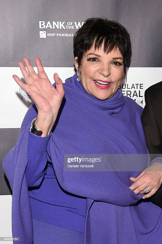 In Focus: Liza Minnelli Checks Into Rehab