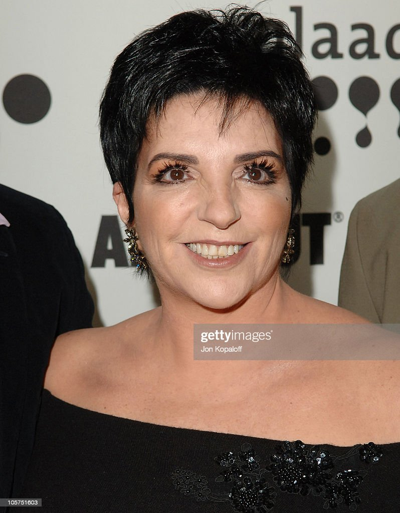 <a gi-track='captionPersonalityLinkClicked' href=/galleries/search?phrase=Liza+Minnelli&family=editorial&specificpeople=121547 ng-click='$event.stopPropagation()'>Liza Minnelli</a> during 16th Annual GLAAD Media Awards - Arrivals at Kodak Theater in Hollywood, California, United States.