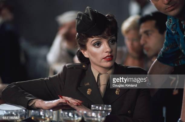 Liza Minnelli in a scene from the 1977 movie New York New York