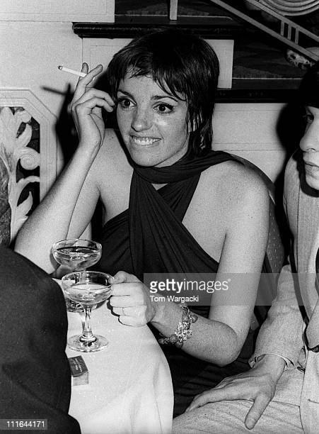 Liza Minnelli sighting in Manhattan circa 1970 in New York United States