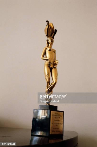 Liza Minnelli's Cannes Film Festival Award