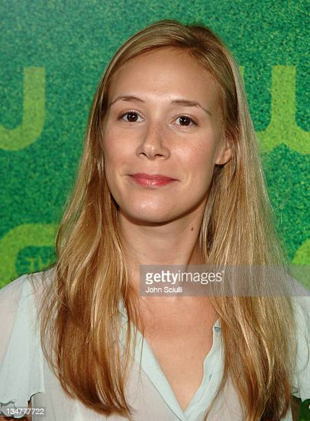 Liza Weil during The CW Summer 2006 TCA Party Arrivals at Ritz Carlton in Pasadena California United States
