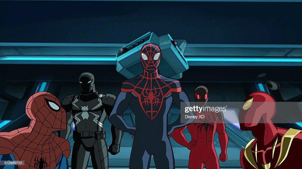 Ultimate spiderman vs spiderman - photo#22