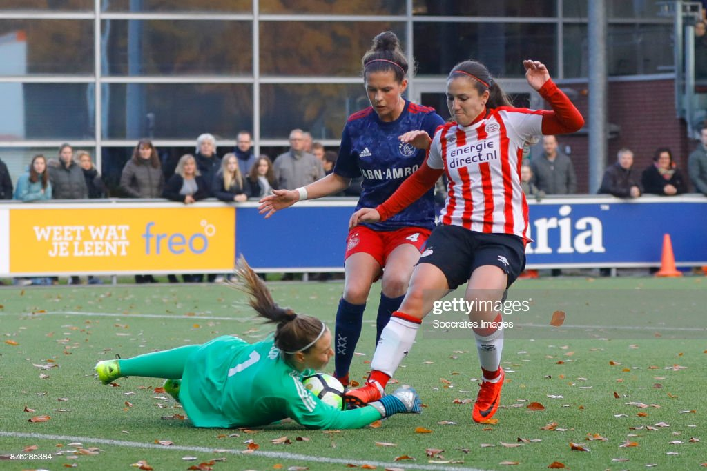 PSV v Ajax - Dutch Eredivisie Women