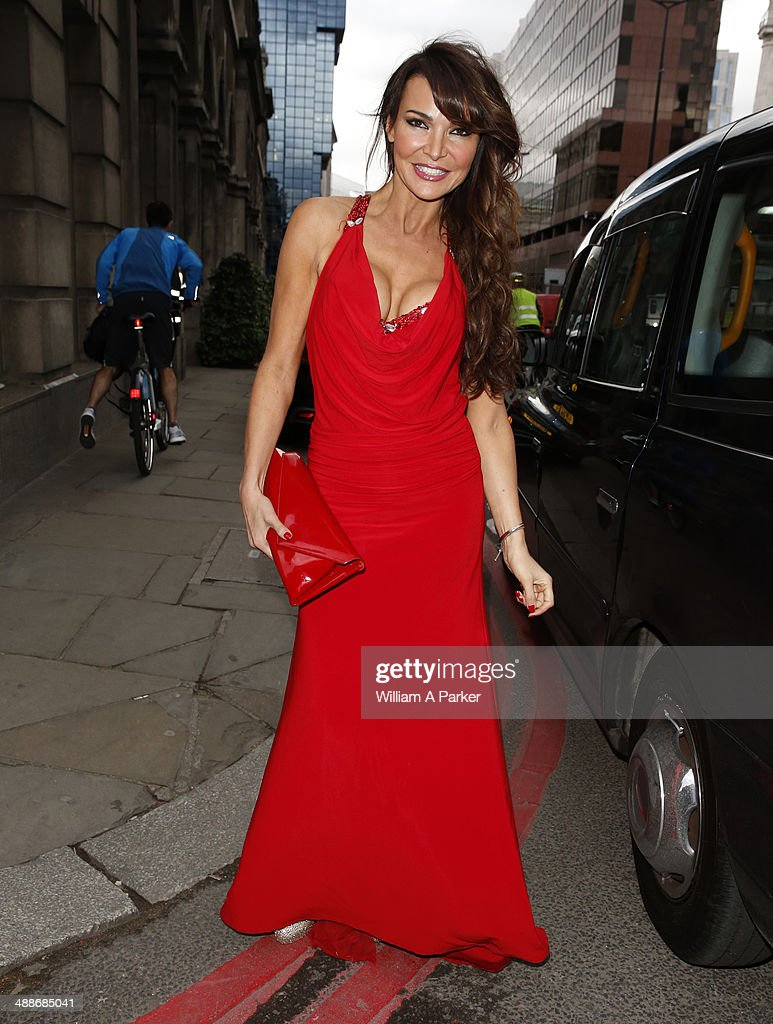 <a gi-track='captionPersonalityLinkClicked' href=/galleries/search?phrase=Lizzie+Cundy&family=editorial&specificpeople=4697352 ng-click='$event.stopPropagation()'>Lizzie Cundy</a> attending Gabrielle's Angel Foundation For Cancer Research Hosts Third on May 7, 2014 in London, England.