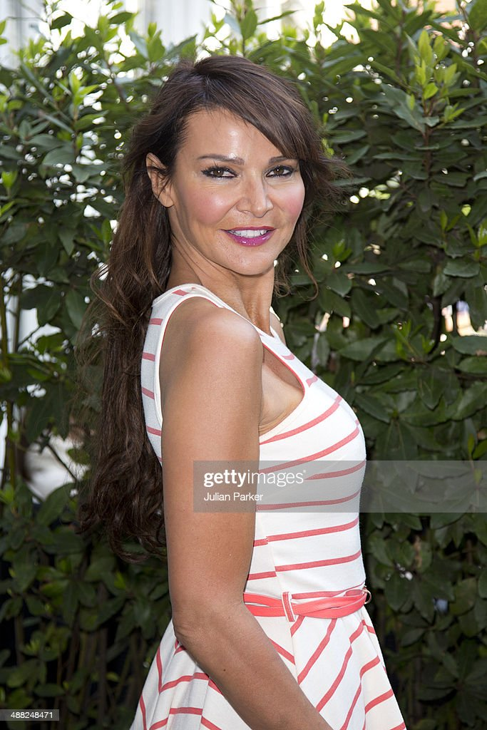 <a gi-track='captionPersonalityLinkClicked' href=/galleries/search?phrase=Lizzie+Cundy&family=editorial&specificpeople=4697352 ng-click='$event.stopPropagation()'>Lizzie Cundy</a> attends The launch of the Bluebird Brunch at Bluebird on May 4, 2014 in London, England.
