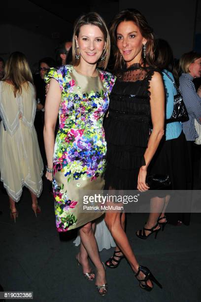 Lizzie Tisch and Dori Cooperman attend JONATHAN TISCH 'Citizen You' Book Launch Party at The Museum of Modern Art on May 6 2010 in New York City