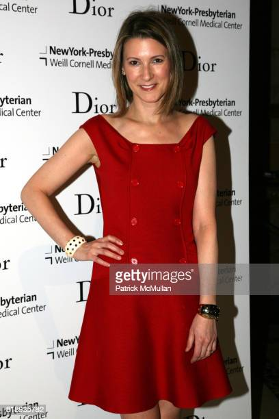 Lizzie Tisch attends The 25th Anniversary New York Presbyterian LyingIn Hospital Fashion Show and Luncheon featuring DIOR Fall 2010 Collection at...
