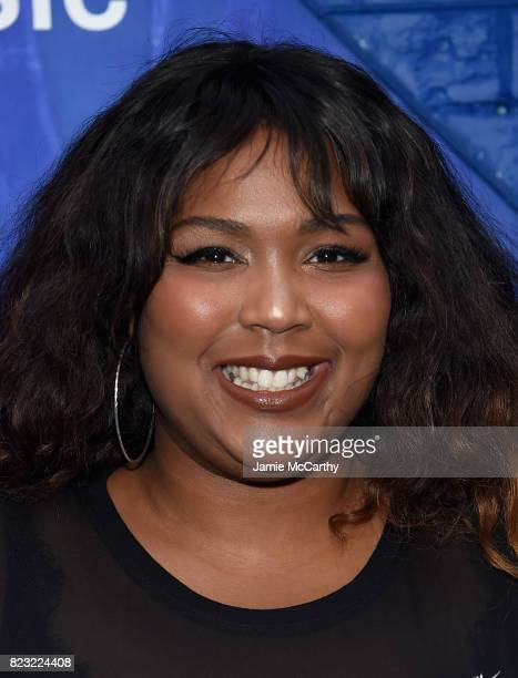 Lizzo attends the KYGO 'Stole The Show' Documentary Film Premiere at The Metrograph on July 25 2017 in New York City