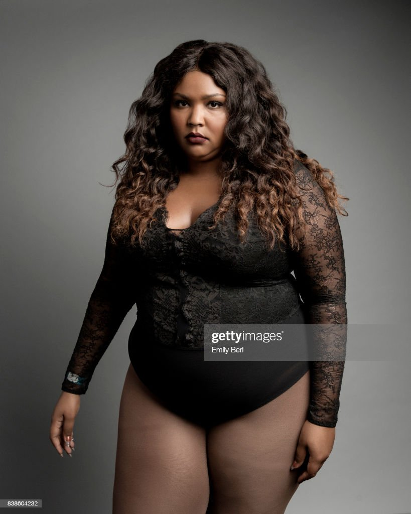 Lizzo is photographed at the Sundance NEXT FEST at The Theatre At The Ace Hotel on August 11, 2017 in Los Angeles, California.