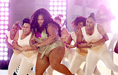 "Lizzo Performs On NBC's ""Today"""