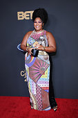 BET Presents The 51st NAACP Image Awards - Press Room