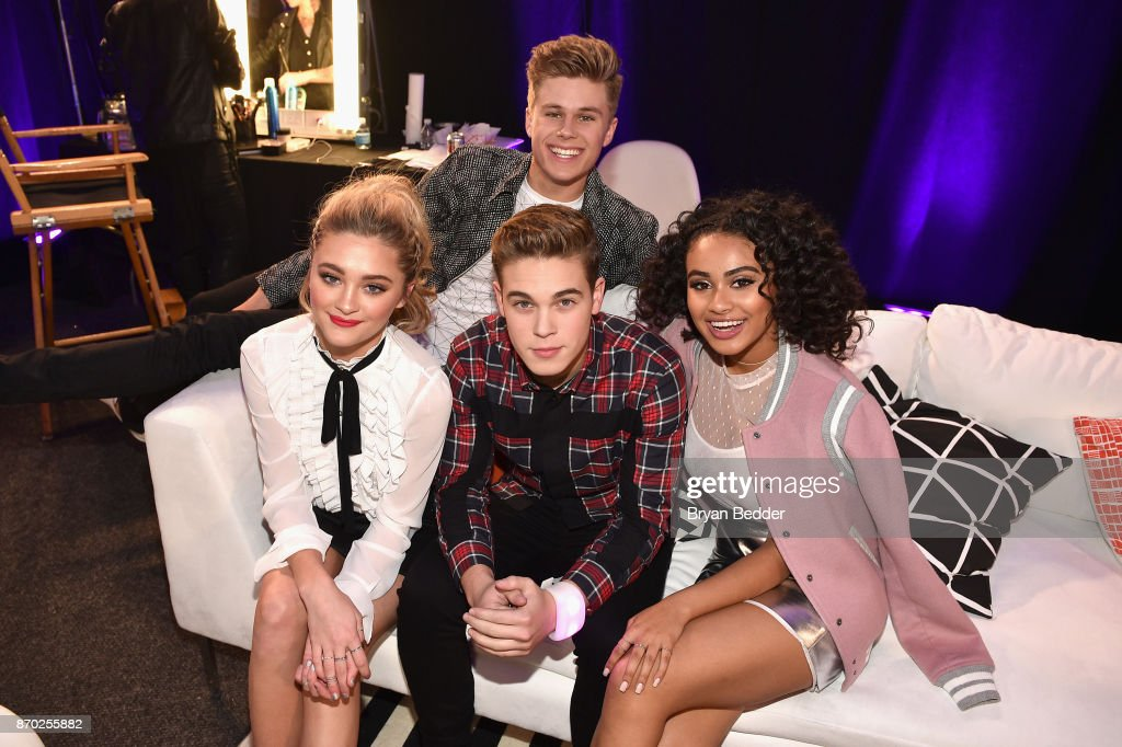 2017 Nickelodeon Halo Awards - Backstage