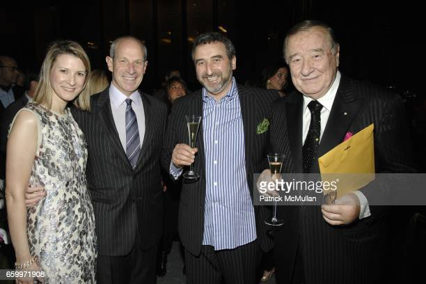 Lizzy Tisch Jonathan Cesare Casella And Sirio Maccioni Attend FOUR SEASONS Owners Julian Niccolini