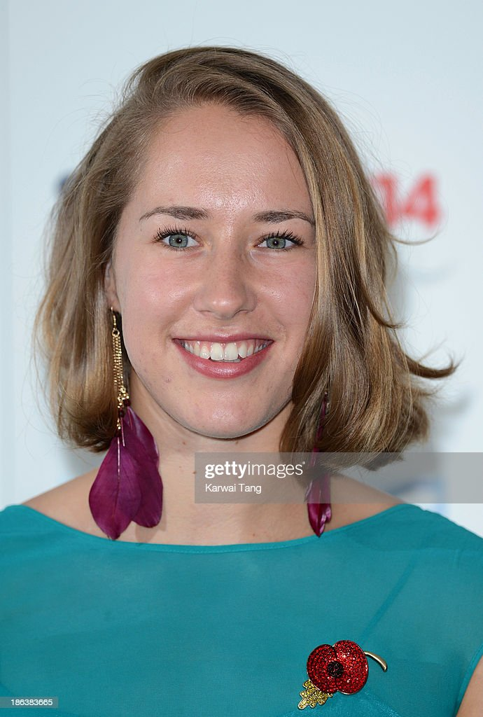 <a gi-track='captionPersonalityLinkClicked' href=/galleries/search?phrase=Lizzy+Yarnold&family=editorial&specificpeople=9514411 ng-click='$event.stopPropagation()'>Lizzy Yarnold</a> attends the British Olympic Ball at The Dorchester on October 30, 2013 in London, England.