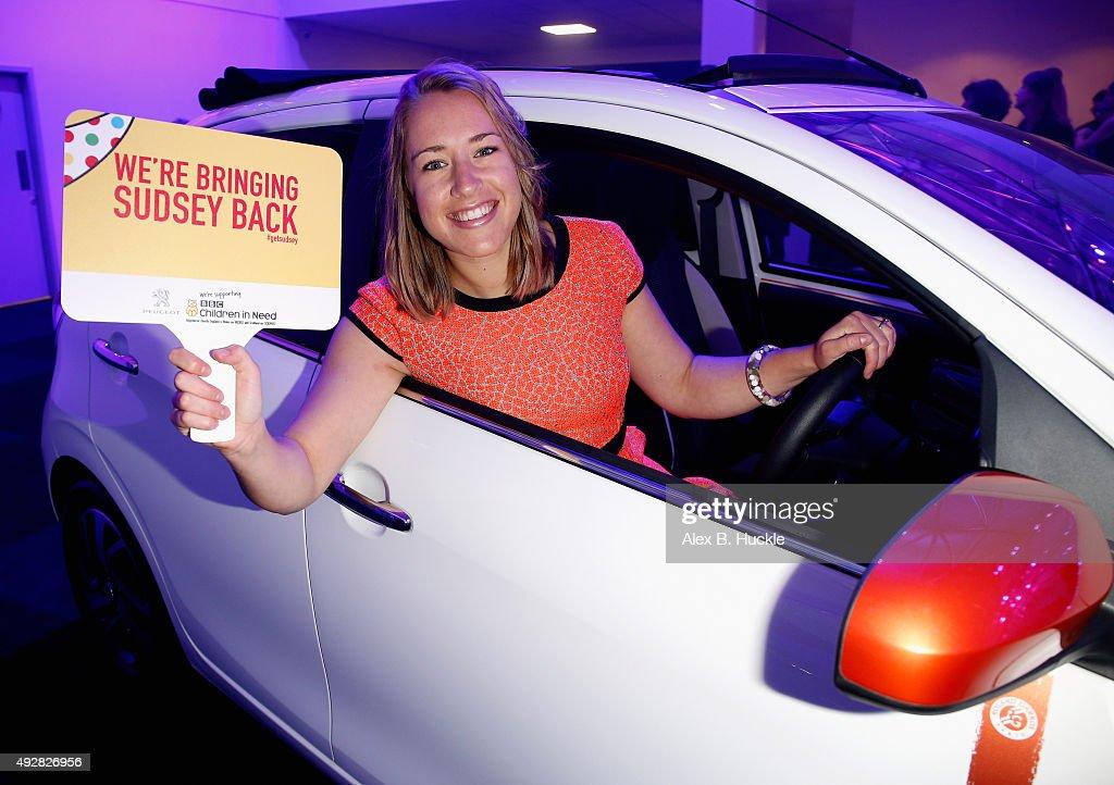 Peugeot Brings Sudsey Back