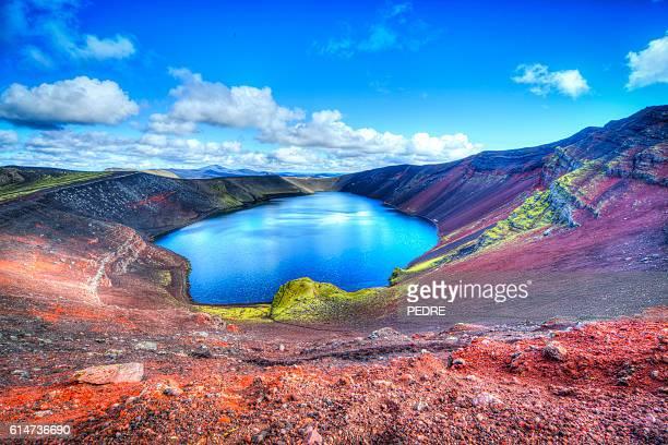 Ljotipollur crater