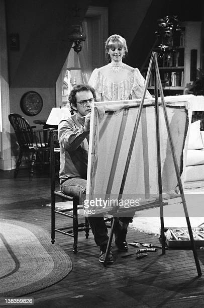 CHEERS 'I'll Be Seeing You Part 1' Episode 21 Air Date Pictured Christopher Lloyd as Phillip Semenko Shelley Long as Diane Chambers