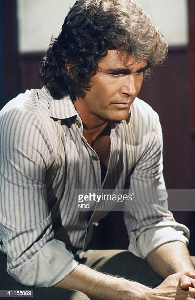 PRAIRIE 'I'll be Waving as You Drive Away Part 1' Episode 21 Aired Pictured Michael Landon as Charles Philip Ingalls Photo by Bruce Birmelin/NBCU...