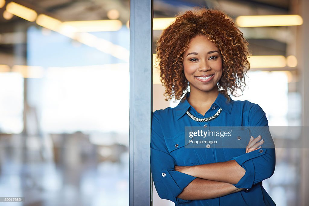 I'll get the job done : Stock Photo